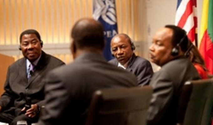 West African Presidents