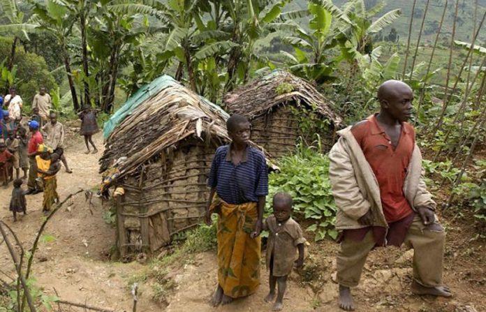 Batwa of Rwanda