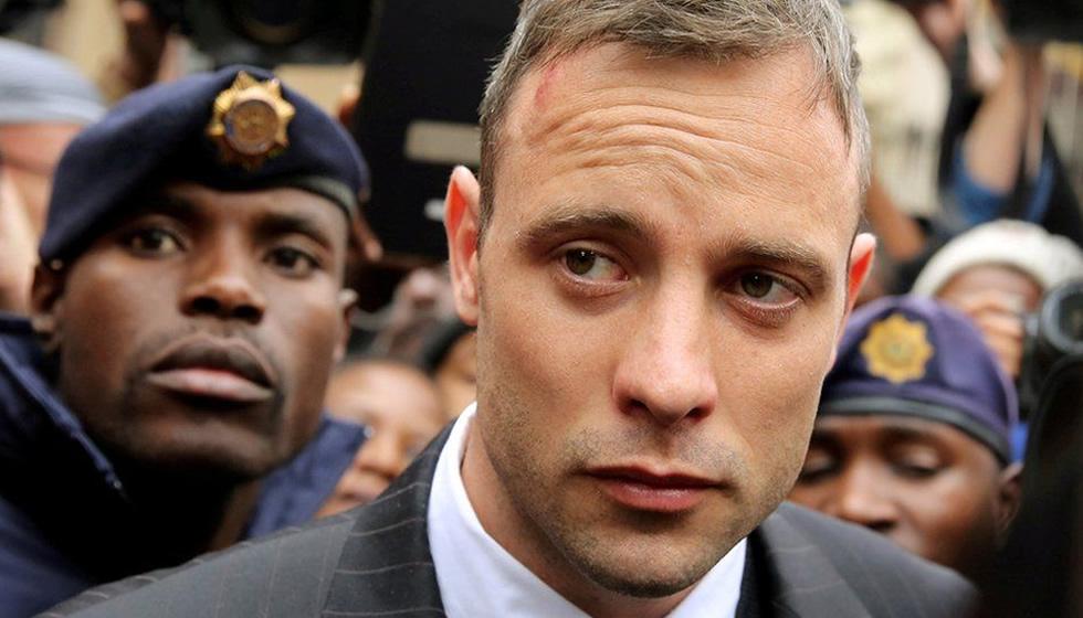 Oscar Pistorius Jailed