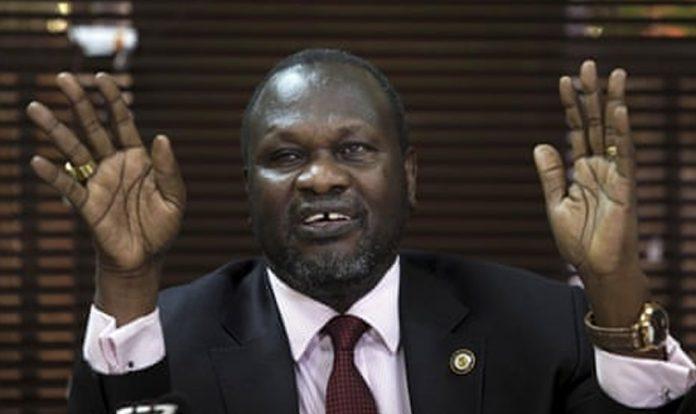 Dr. Riek Machar