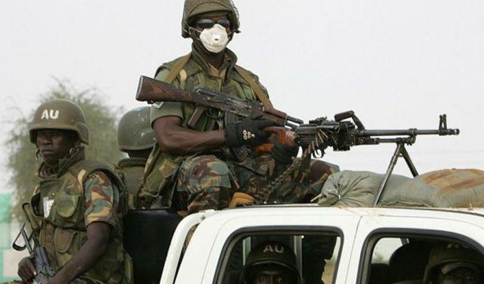 AU Forces