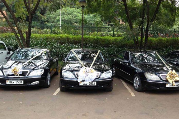Wedding Cars in Uganda