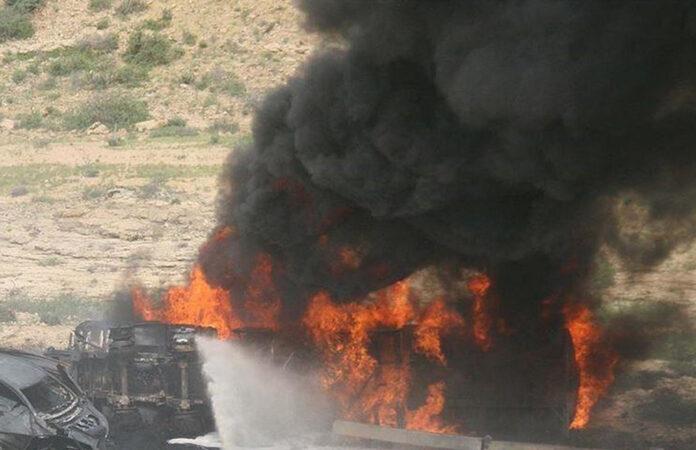 Tanzania Tank Accident