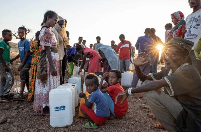 UN Helps Ethiopia
