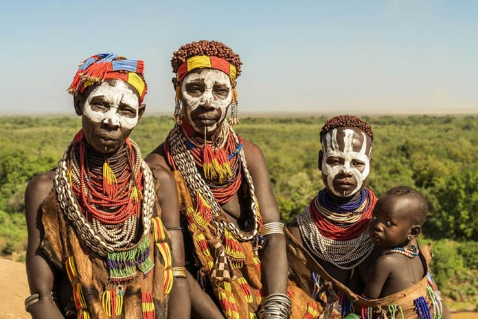 Ommo Valley Tribe